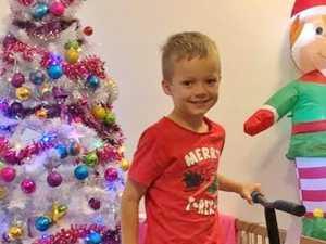 Boy heartbroken after Xmas present stolen in NYE crime spree