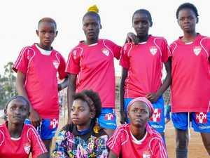 """The World Game"" brings Mackay, Nairobi footballers together"