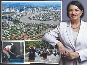 Anna Bligh: The floods moment I thought I failed