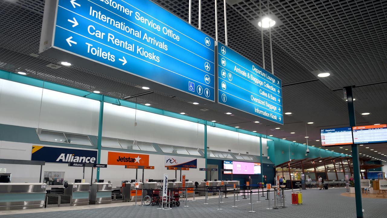 Townsville Airport. Picture: Evan Morgan