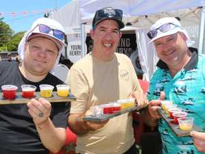 GALLERY: 'Pumped' crowds enjoy Coast's beer festival