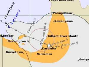 'Yellow alert': Warning as system approaches FNQ coast