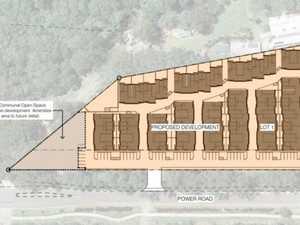 Developer's bid for 110 units in Coast suburb