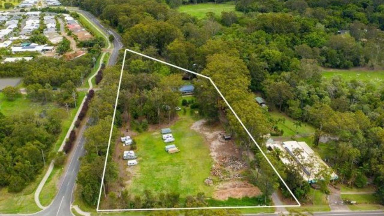 A development application has been lodged for a material change of use for 1 Power Rd, Buderim, to build 110 units.