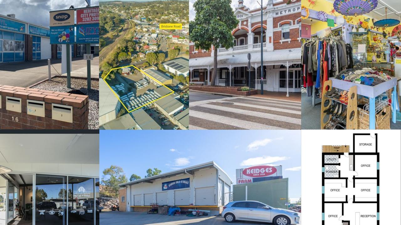 Plenty of commercial properties were bought and sold in Ipswich in 2020.