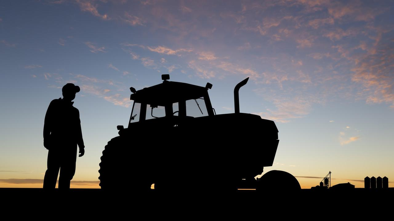 Businesses in the agricultural sector, and job seekers looking to join the industry, can make use of free online training to further their careers and businesses (file image).