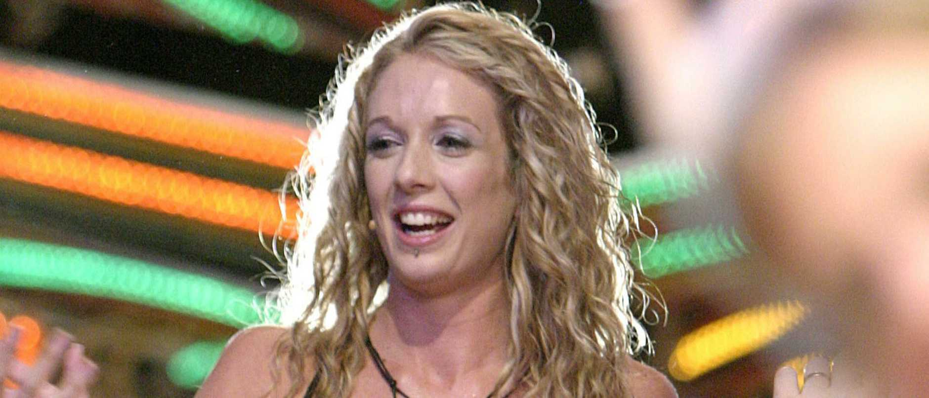 JULY 4, 2004: Reality TV show contestant Bree on the