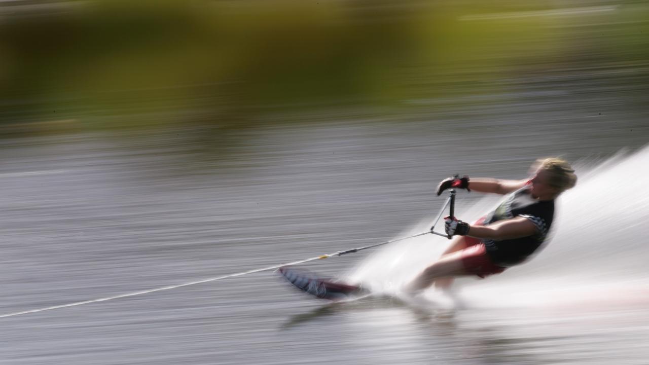 A man has been hurt water skiing at Lake Borumba. Picture: generic file photo.