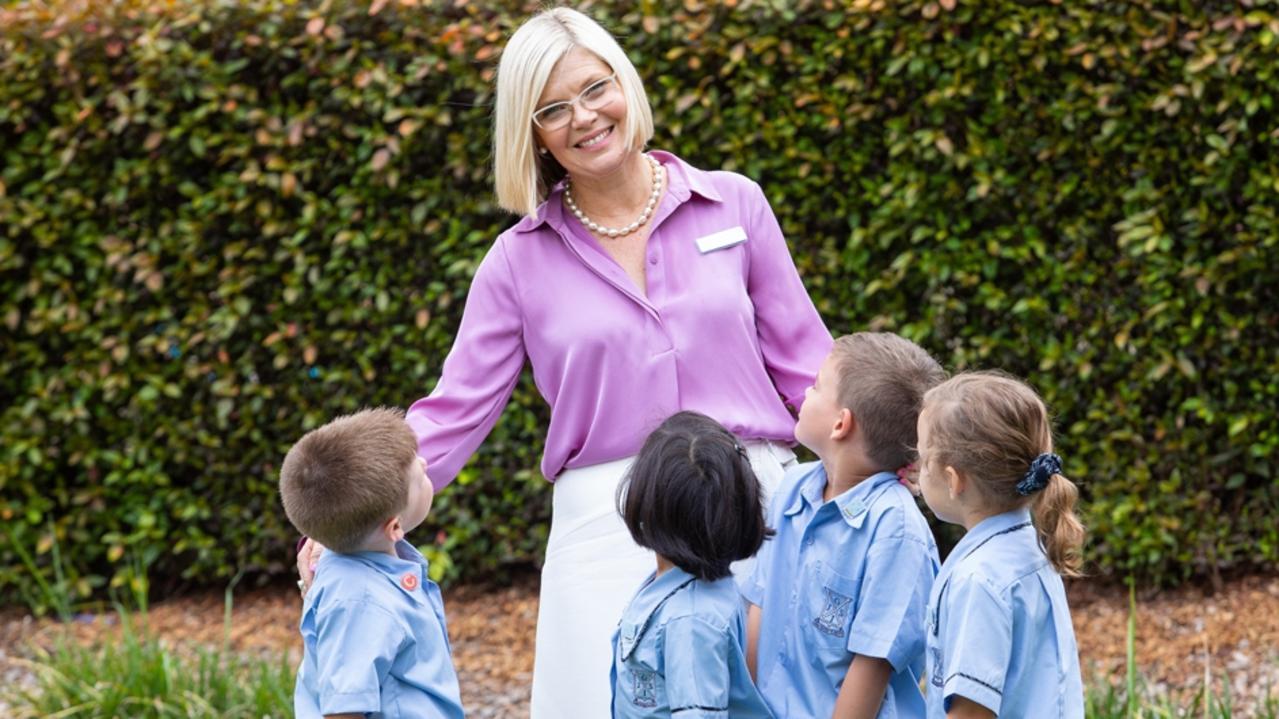 Ipswich Junior Grammar School principal Nicolee Eiby has been recognised among some of the nation's best principals. Photo: Ipswich First