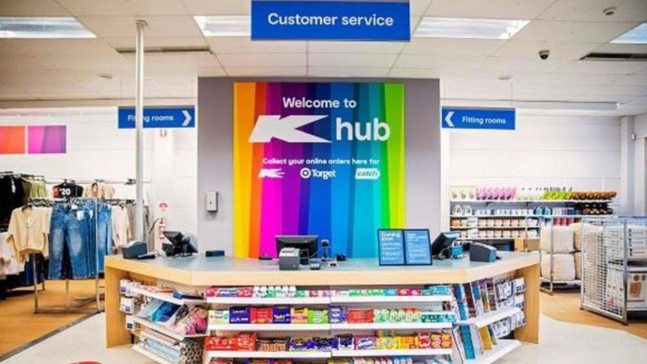 Shoppers will be able to pickup thousands of products that were bought online at the new K hub store in Beerwah.