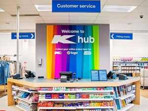 Shoppers farewell Target with K hub set to open