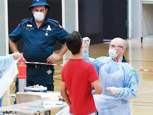 Coast ambos join fight to ease COVID testing wait times