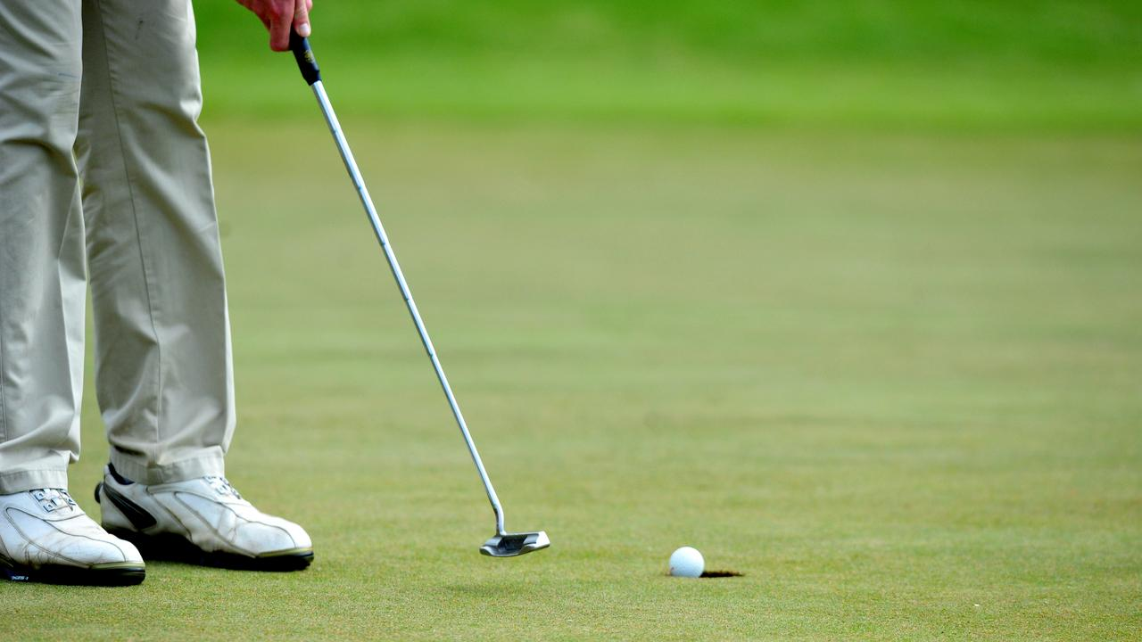 Golf clubs were stolen during a break-in at Gracemere Lake Golf Club on Monday night. FILE PHOTO.