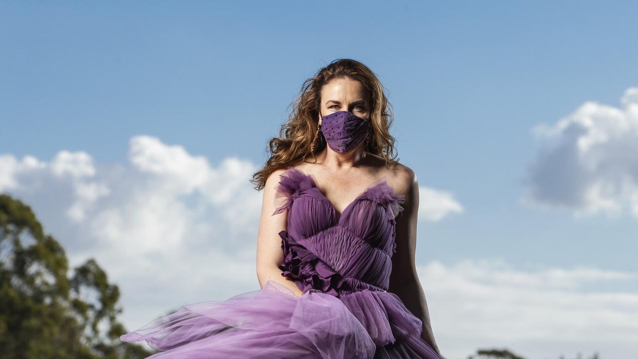 Tamara Wrigley says lockdown fashion is here to stay. Picture: Lachie Millard