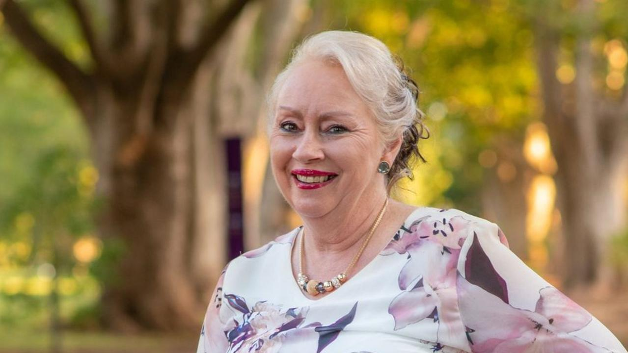 Tribute: Irreplaceable Dalby businesswoman, Glenda Pascoe will be remembered by loved ones for her loving nature, after tragically passing away on the Warrego Highway. Pic: Supplied