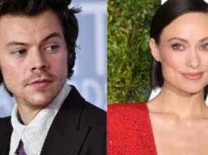 Harry Styles' shock PDA with movie star