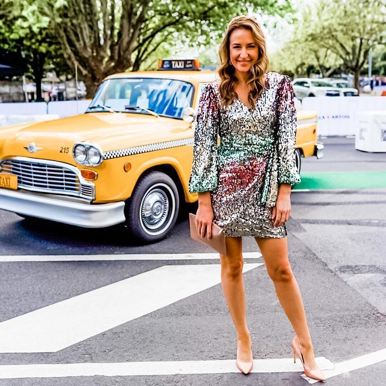Tamara Wrigley, real estate developer and fashion designer