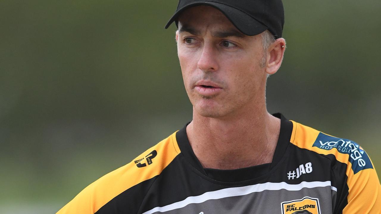 Sunshine Coast coach Sam Mawhinney.