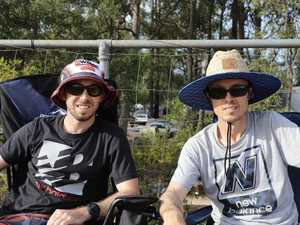Speedway fans race in to event of year