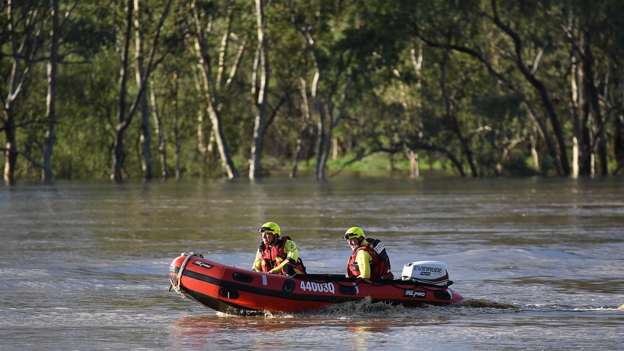 A Swift Water Rescue team was deployed to St George during the tragic weather event. Pic: file photo
