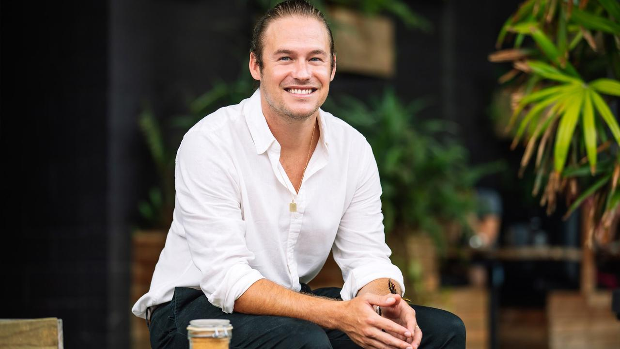 Former children's television star Nathan Morgan has stepped away from the cameras and is now working with a new bunch of animated characters, as a Noosa real estate agent.