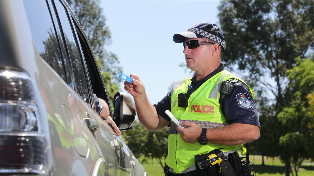 A Gladstone man who was caught driving while suspended also had drugs in his system. FILE PHOTO.