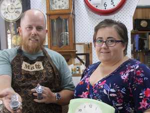 Time on the side of couple buying into watchmaking tradition