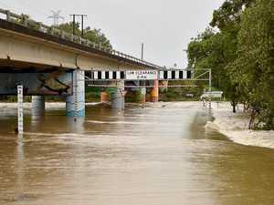 Deluge triggers 'life-threatening' flood warnings