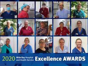 North Burnett health staff celebrated for inspiring efforts