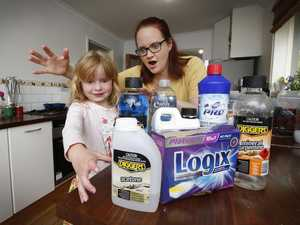 Household items poisoning our kids