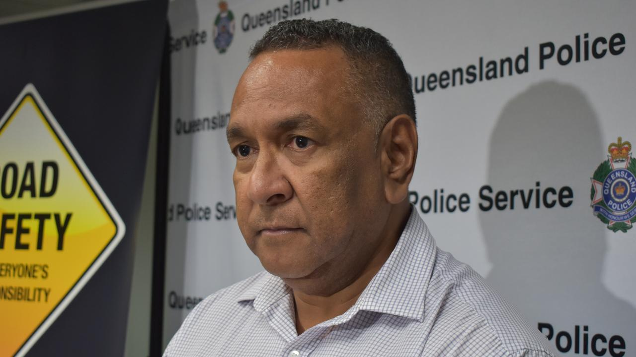 Mackay Criminal Investigation Branch Officer in Charge Detective senior sergeant Jack Savage said an investigation into a ram raid at Walkerston's Western Suburbs Leagues Club on Wednesday January 6 was ongoing. Picture: Zizi Averill