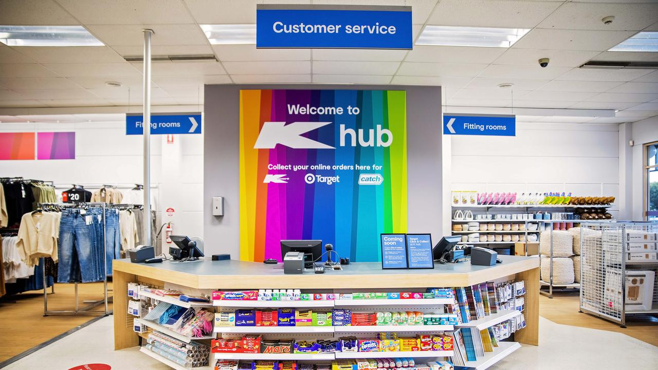 K Hub Gympie will be offering access to everyday items at the lowest possible price. Picture: Kmart Australia