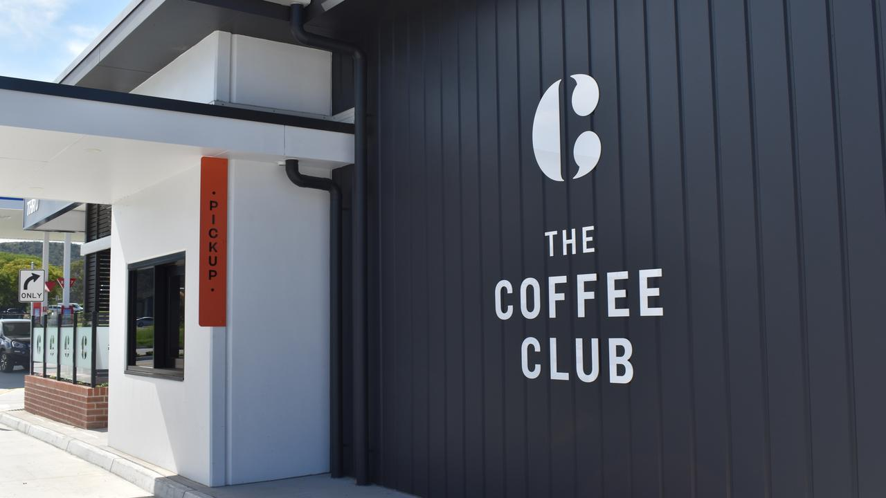 The new Coffee Club at Plainland that will feature a Drive-thru service is set to open in February, 2021. Photo: Hugh Suffell.