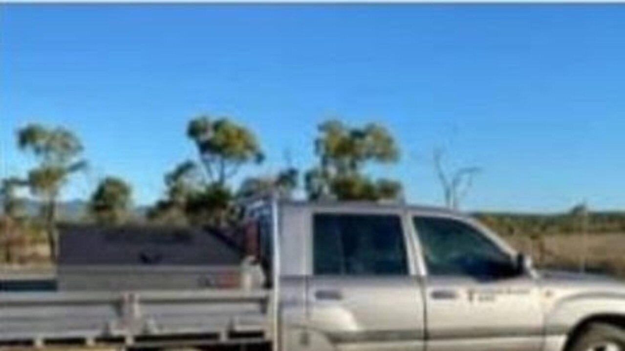 grey Landcruiser stolen from Westwood