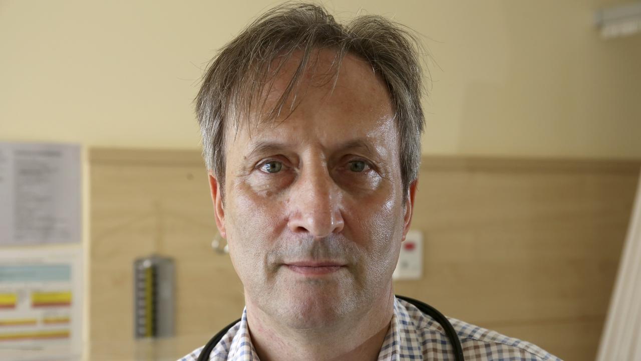 Dr David McMaster. Picture: Nolan Verheij-Full