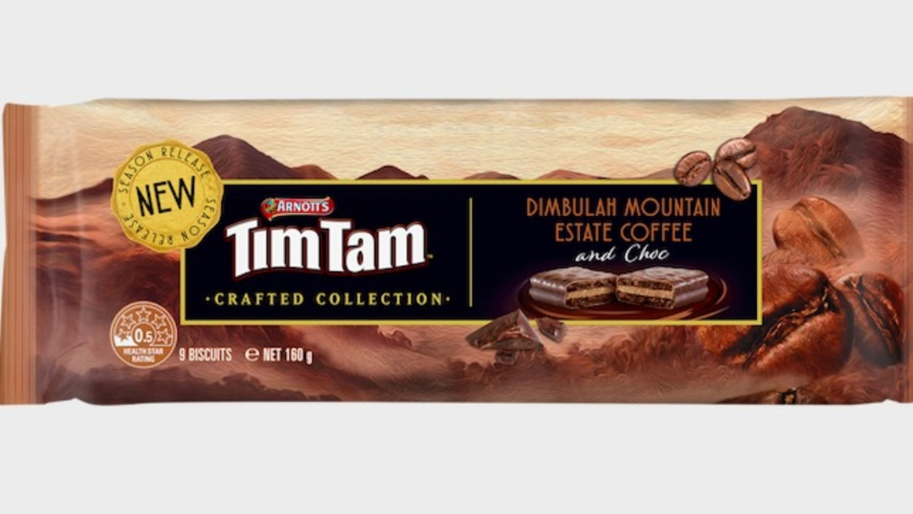 This will give you an extra caffeine hit when you do your Tim Tam slam.
