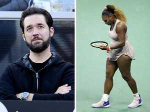 Husband's fury at disgusting Serena call