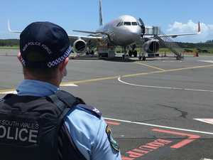 No more health workers or police at Ballina Byron airport