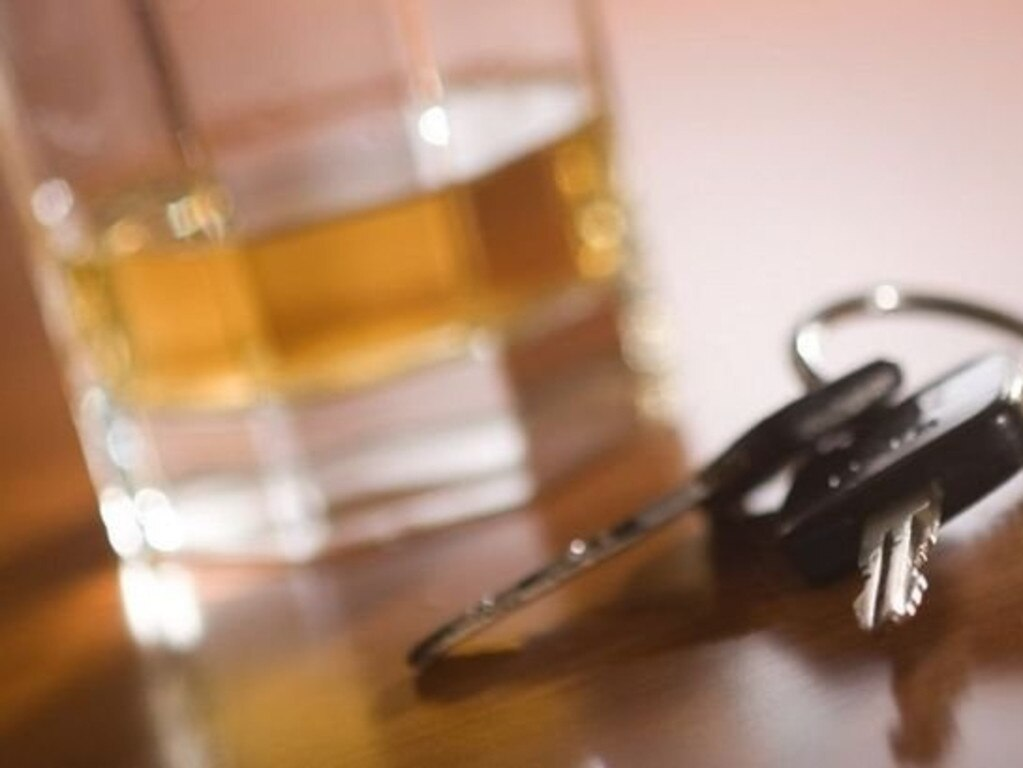Here are six of the highest blood alcohol readings recorded by South Burnett police last year. File Photo.