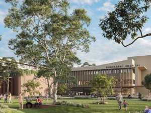 How COVID could influence new Bundy hospital design