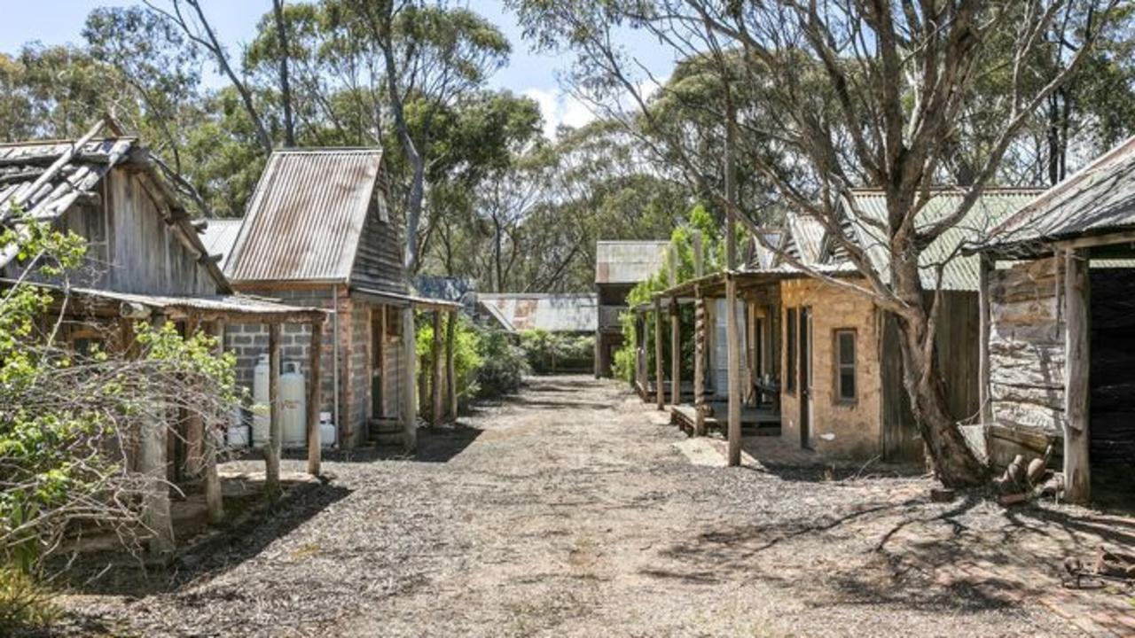 A gold rush-style ghost town has been snapped up by an entrepreneur. Here's what's planned.