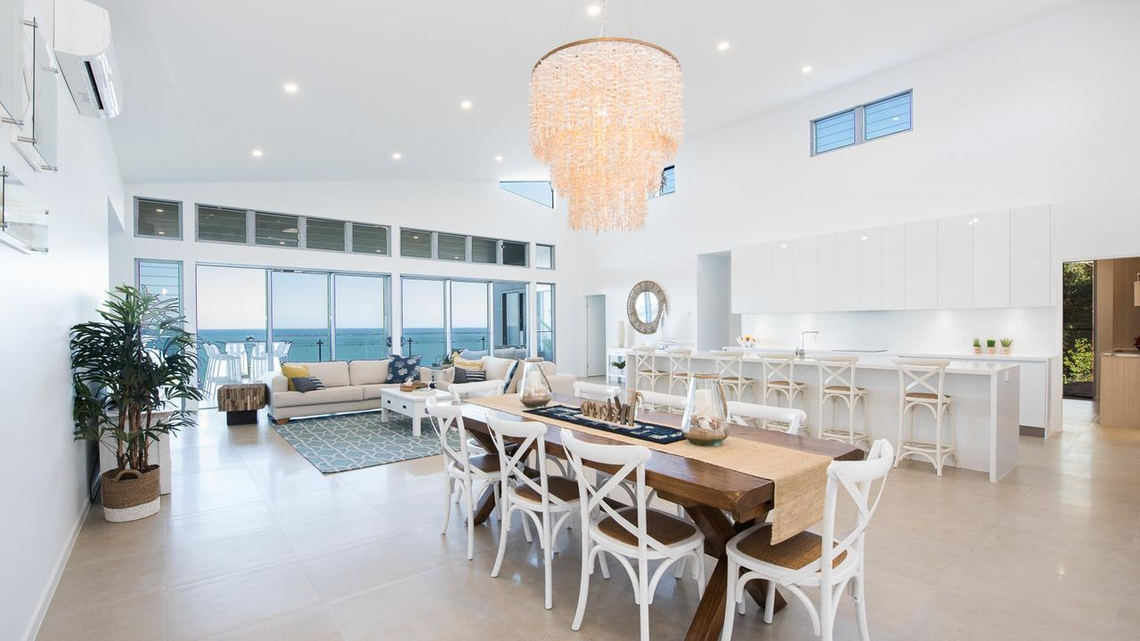 The Queensland Government has announced the regional grant for residential builds has been extended until March 31. Agnes Water builder Bright Life Homes was was announced as the Wide Bay Home of the Year winner, for its contemporary take on coastal living with a superbly designed and custom built beach home (pictured).
