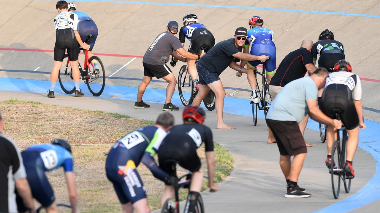 CYCLING: The Rockhampton Cup on Wheels 2020 had a good turn out but it will be even bigger this weekend.