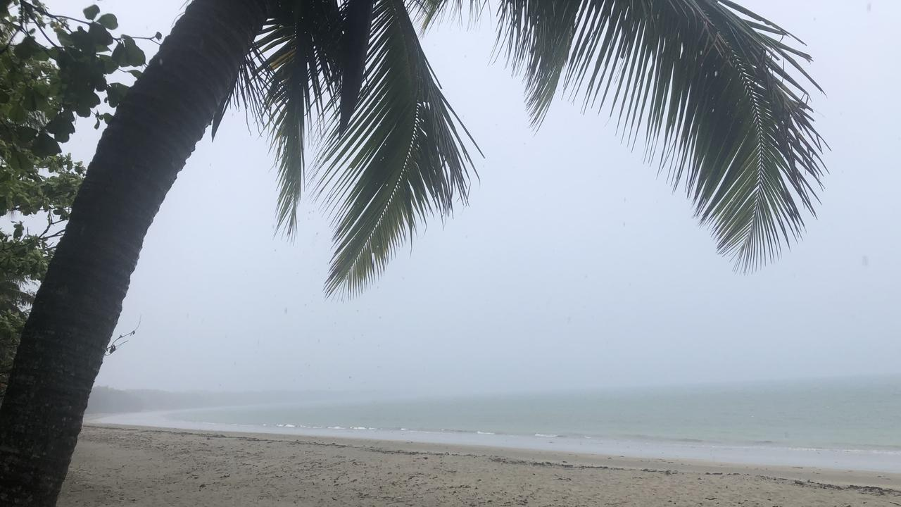 Heavy rain is set to continue into the weekend across Mackay and the Whitsundays. Picture: File