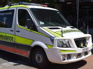 North Mackay crash leaves man with potential spinal injuries