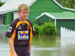 Flood recovery: Bundy was battered but never beaten