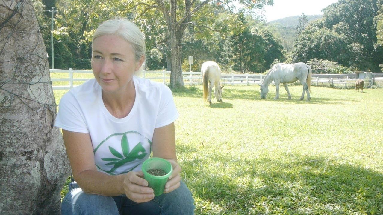 Olympian equestrian trainer Eliza Priddle.