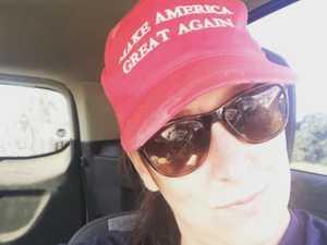'Dead terrorist': Shot woman trolled