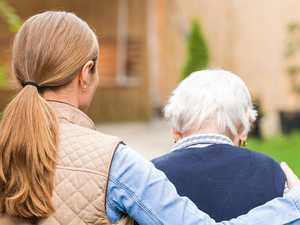 Ipswich aged care facilities forced back into lockdown