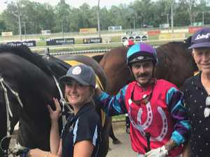 How trainer turned 'problem child' race horse into a winner